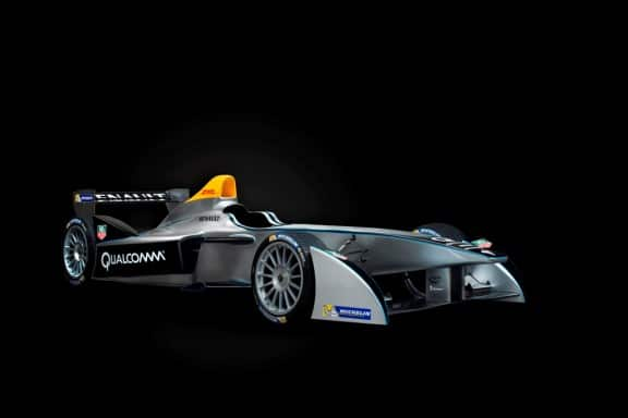 La Spark-Renault SRT_01E est le fruit d'une collaboration franco-britanique