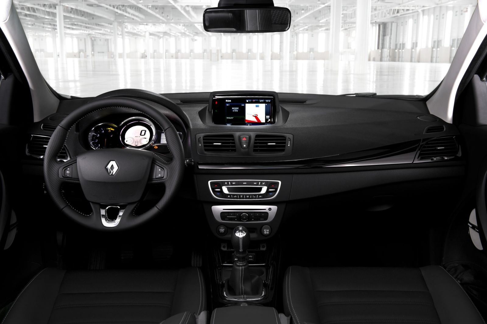 Renault megane collection 2014 restylage phase 3 for Interieur nouvelle megane