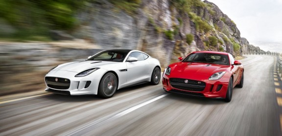 Jaguar F-Type Coupe - 22