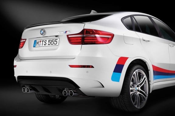 arriere Bmw X6 M Special Edition 2014