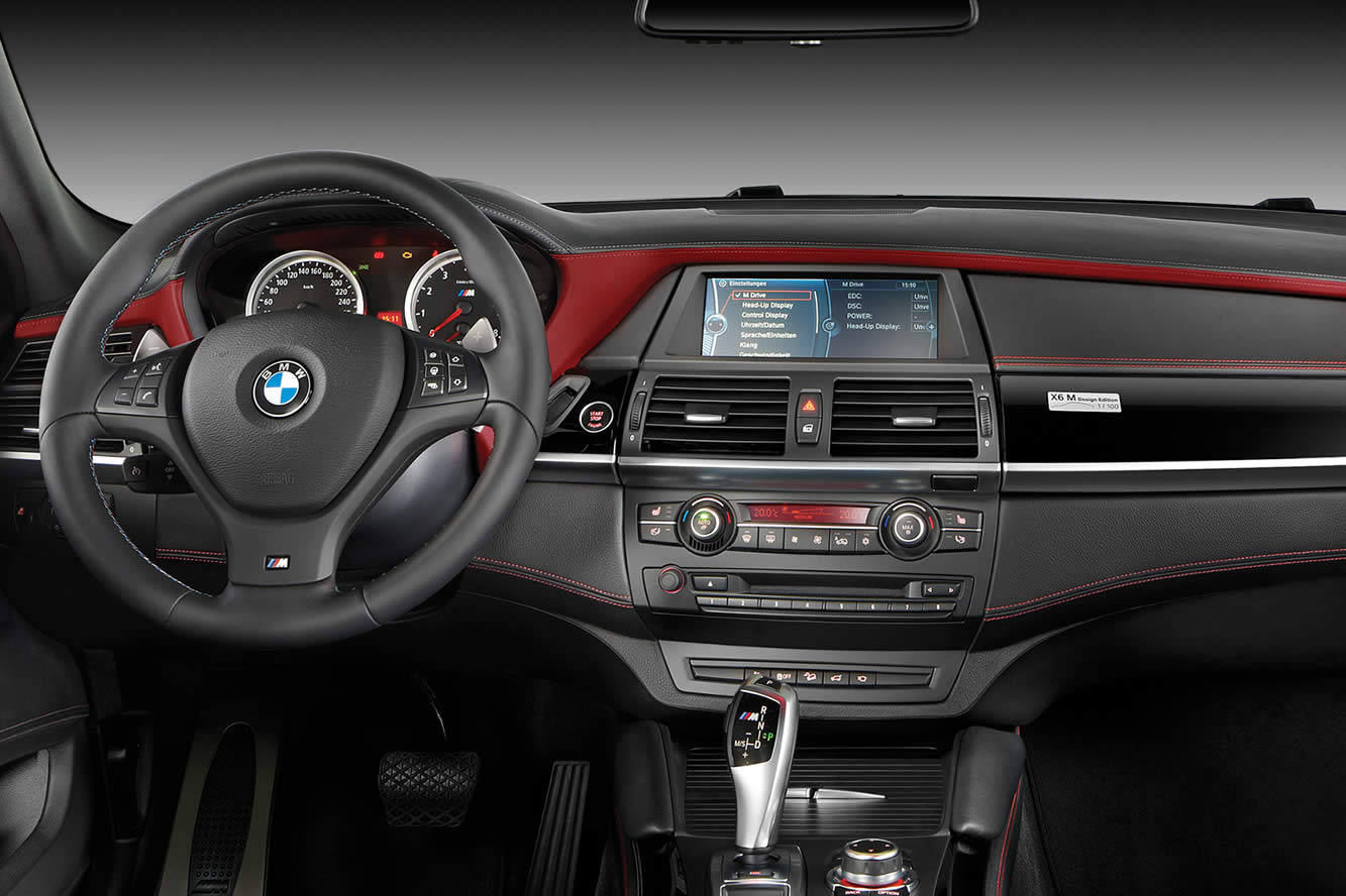 bmw x6 m design edition 100 exemplaires pr vus. Black Bedroom Furniture Sets. Home Design Ideas