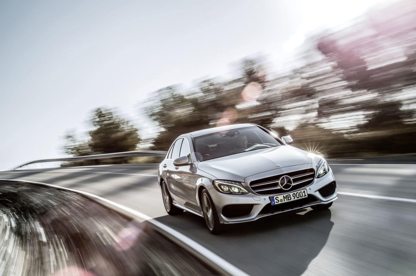 Mercedes Classe C 2014 : officielle !