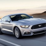 Nouvelle Ford Mustang 2015 - 1