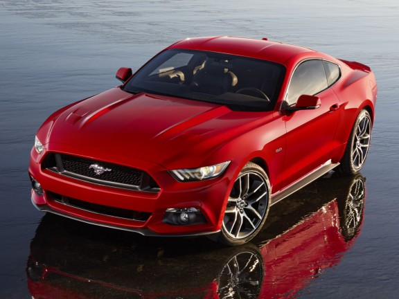 Nouvelle Ford Mustang 2015 - 11