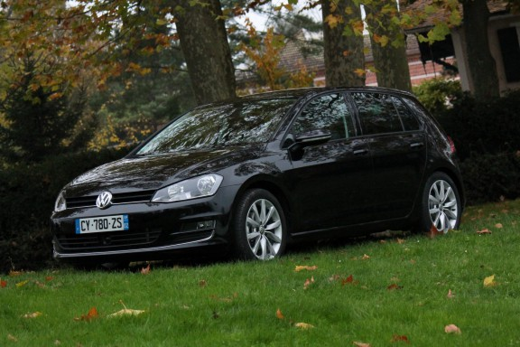 essai nouvelle volkswagen golf vii tdi 150 toujours au top. Black Bedroom Furniture Sets. Home Design Ideas