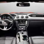 interieur ford mustang 2014 2015