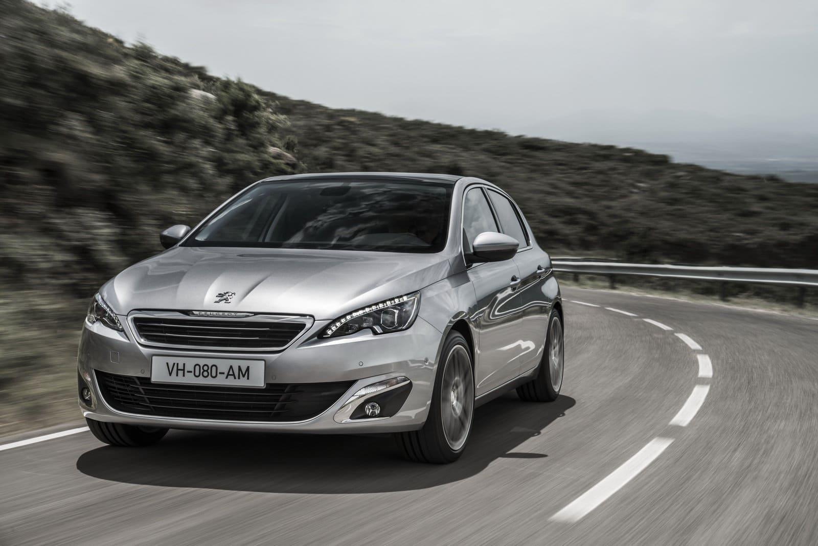 Nouvelle Peugeot 308 : venez l'essayer !