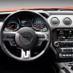volant nouvelle mustang 6