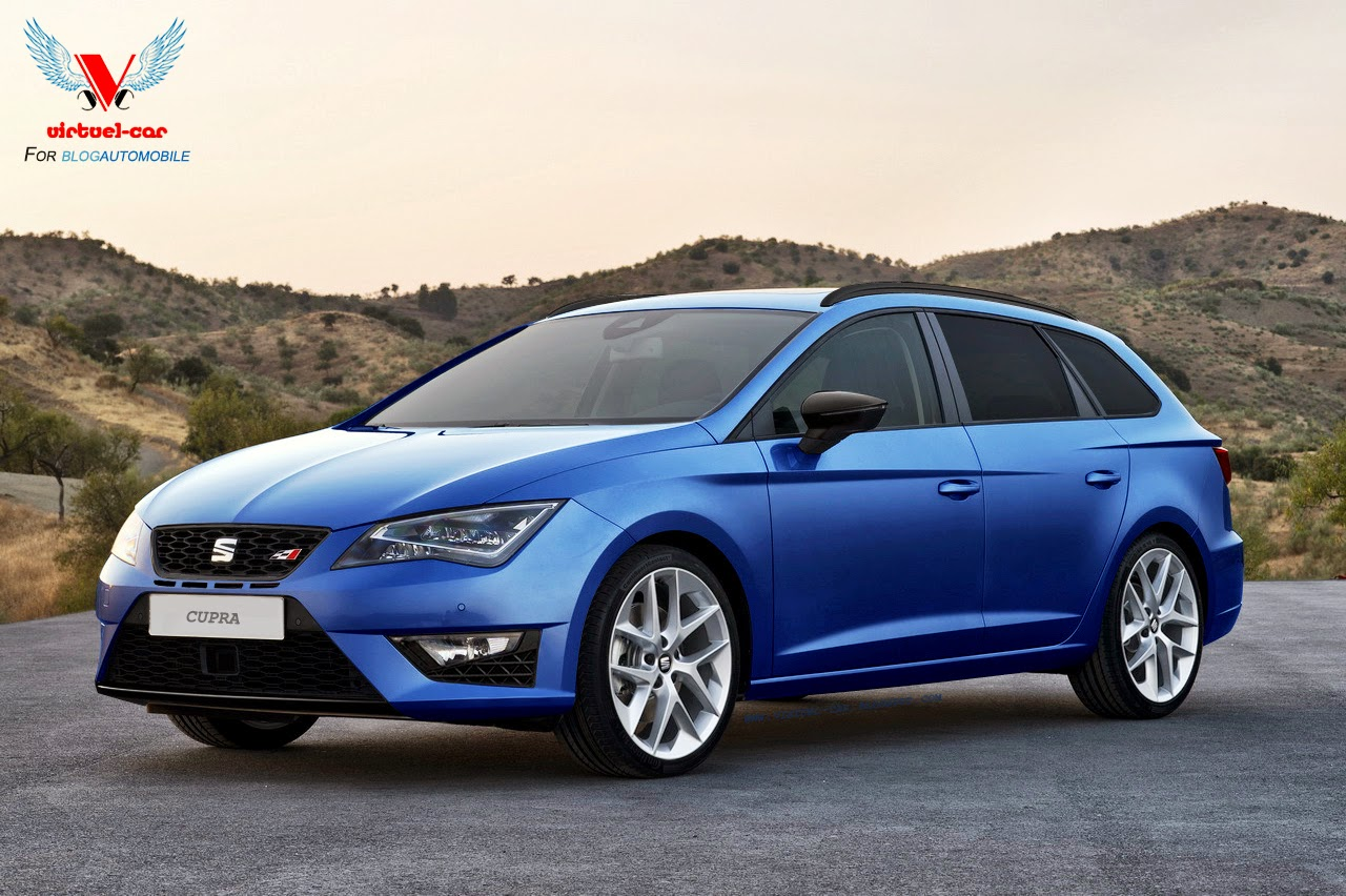 seat leon cupra 2014 265 ch et une transmission int grale. Black Bedroom Furniture Sets. Home Design Ideas