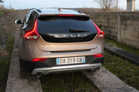 arriere Volvo V40 Cross Country