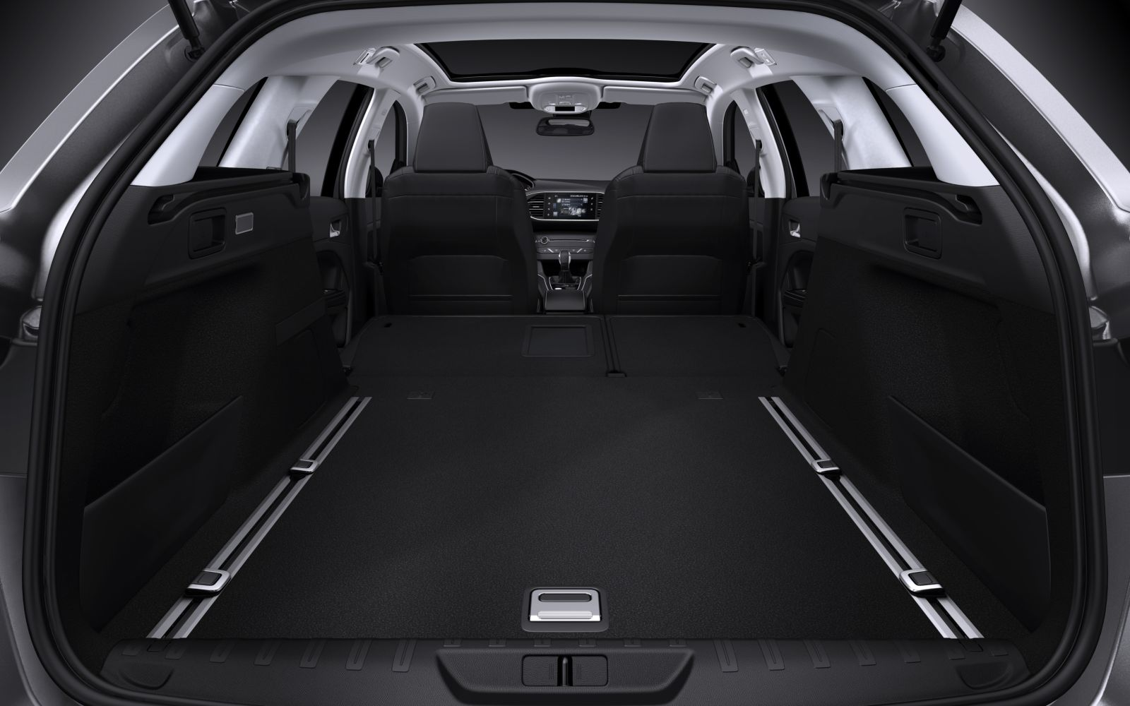 nouvelle peugeot 308 sw 2014 elle a du coffre. Black Bedroom Furniture Sets. Home Design Ideas