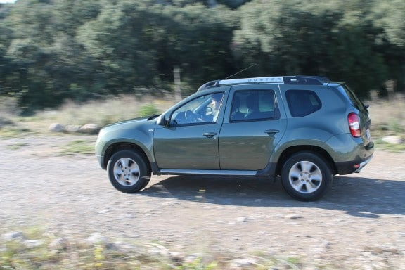 dacia duster restyle 2014