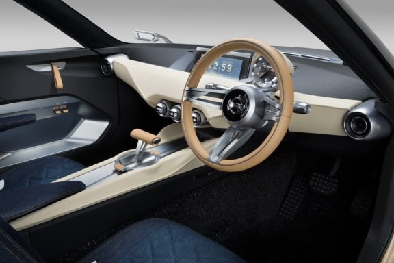 interieur Nissan-IDx-Freeflow