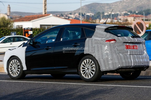 nouvelle ford focus restylee