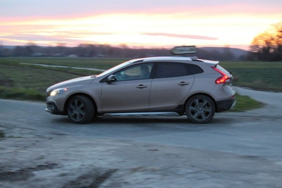 petite route v40 cross country