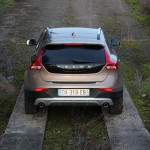 vue arriere cross country v40