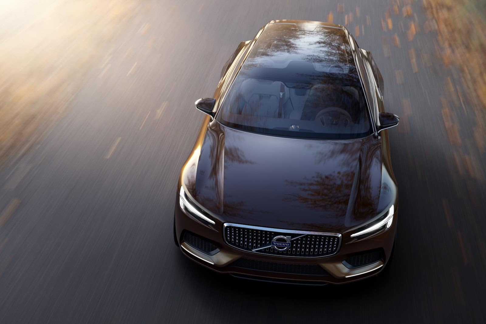 Concept Estate : le break de chasse vu par Volvo