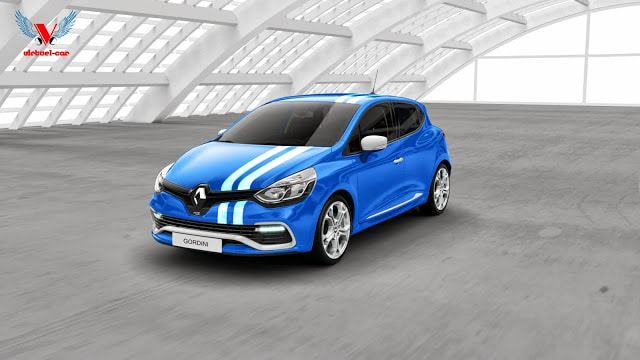 future renault clio 4 gordini rs plus sportive radicale. Black Bedroom Furniture Sets. Home Design Ideas