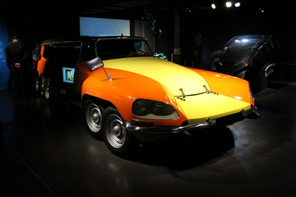 citroen ds allongee michelin