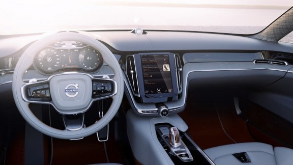 interieur Volvo-Concept-Estate