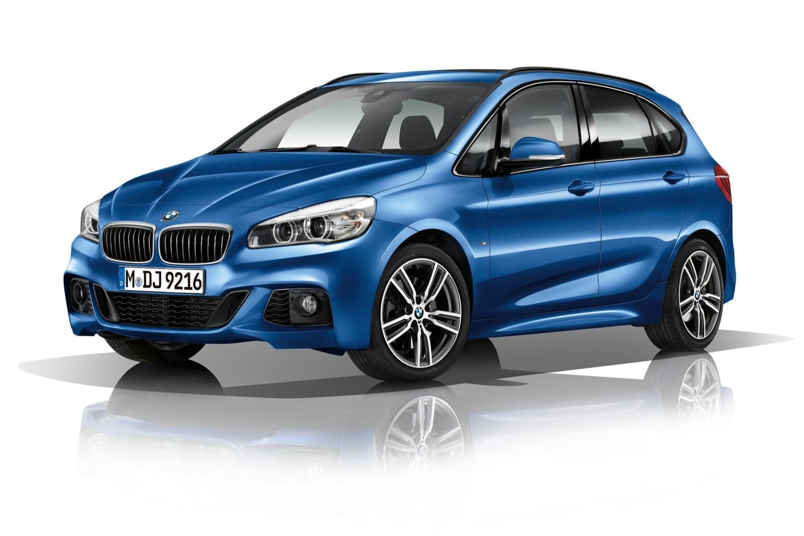 le monospace bmw s rie 2 active tourer en pack m sport. Black Bedroom Furniture Sets. Home Design Ideas