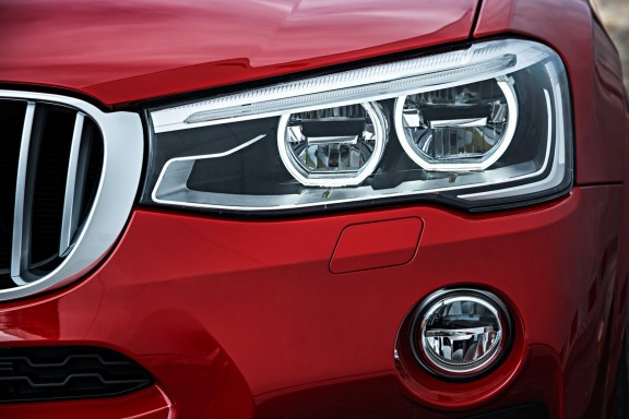BMW-X4-phare led