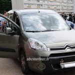 Citroen Berlingo radar mobile mobile DF 092 SF dep 57