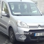 Citroen Berlingo radar mobile mobile DF 133 NH dep 85