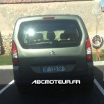 Citroen Berlingo radar mobile mobile DF 135 SF dep 81
