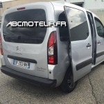 Citroen Berlingo radar mobile mobile DF 203 NH dep 07