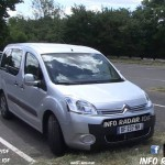 Citroen Berlingo radar mobile mobile DF 237 NH dep 91