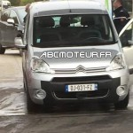 Citroen Berlingo radar mobile mobile DJ 031 FZ dep 33