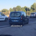 Citroen Berlingo radar mobile mobile DJ 263 FZ dep 13