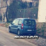 Citroen Berlingo radar mobile mobile DJ 279 FZ dep 34