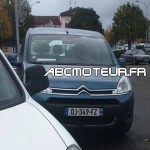 Citroen Berlingo radar mobile mobile DJ 349 FZ dep 40