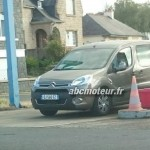 Citroen Berlingo radar mobile mobile DJ 560 FZ dep 22