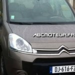 Citroen Berlingo radar mobile mobile DJ 616 FZ dep 25