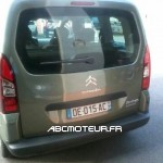 Citroen Berlingo radar mobile mobile df 015 ac dep 58