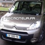 Citroen Berlingo radar mobile mobile df 080 yh dep 02