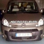 Citroen Berlingo radar mobile mobile df 153 yh dep 48