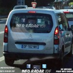 Citroen Berlingo radar mobile mobile df 162 nh dep 95