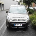 Citroen Berlingo radar mobile mobile df 179 yh dep 09