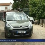 Citroen Berlingo radar mobile mobile df 183 sf dep 52