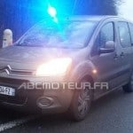Citroen Berlingo radar mobile mobile dj 534 fz dep 28