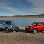 Jeep Renegade VS Trail Rated