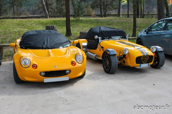 Lotus VS Caterham
