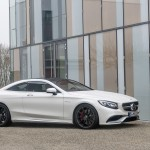 Mercedes Classe S 63 AMG Coupe - 16
