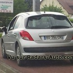 Peugeot 207 radar mobile bx 394 cr dep 14