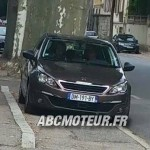 Peugeot 308 radar mobile mobile DM 191 BY dep 38