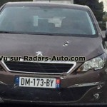 Peugeot 308 radar mobile mobile dm 173 by dep 11